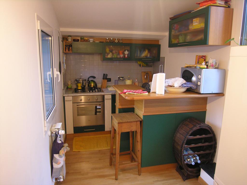 Mobili cucine sarzana la spezia - La cucina verde ...