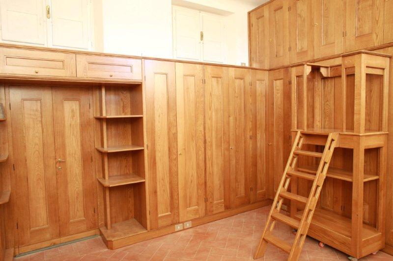 Mobili Studio Biblioteca per abitazione privata realizzazione in ...